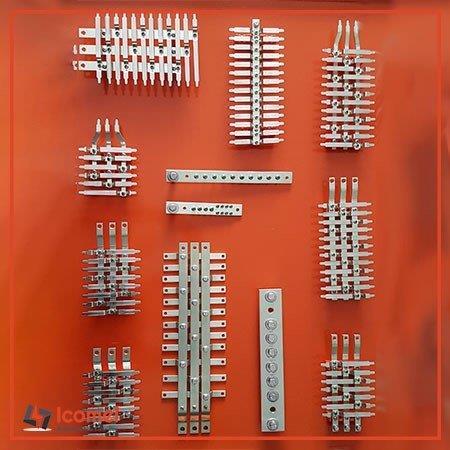 Barramentos elétricos de cobre